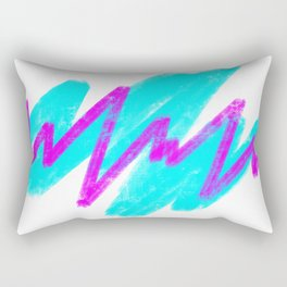 Throwback Thursday Rectangular Pillow