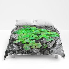 Clover Cluster Comforters