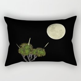 Xanthorrhoea Moon Rectangular Pillow