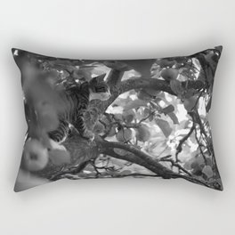 Tigerlily in the Apple Tree Rectangular Pillow