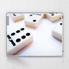 Dominoes Pattern #6 Laptop & iPad Skin