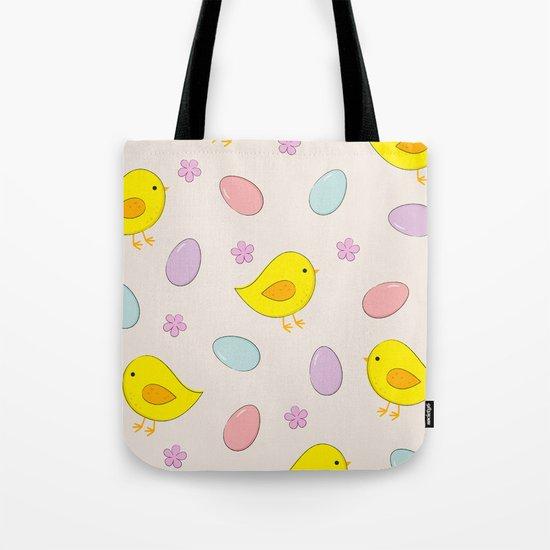 Easter pattern Tote Bag