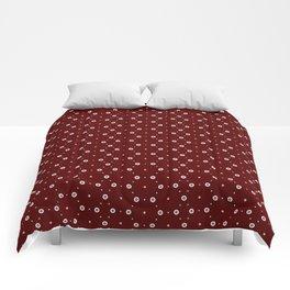 Polka Dot 02 Comforters