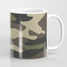 military camouflage-4k Coffee Mug