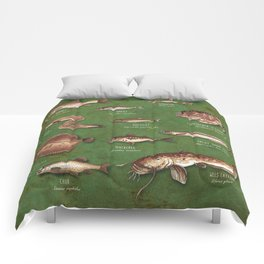 Fishes Comforters