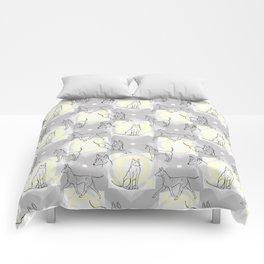 Thai Ridgeback Pattern Comforters