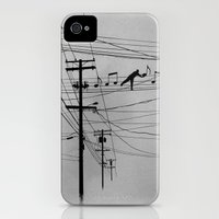 High Notes iPhone (4, 4s) Slim Case