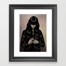 BLING Framed Art Print