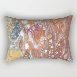 Copper Rectangular Pillow