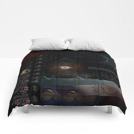 Engulfing the Iris Comforters