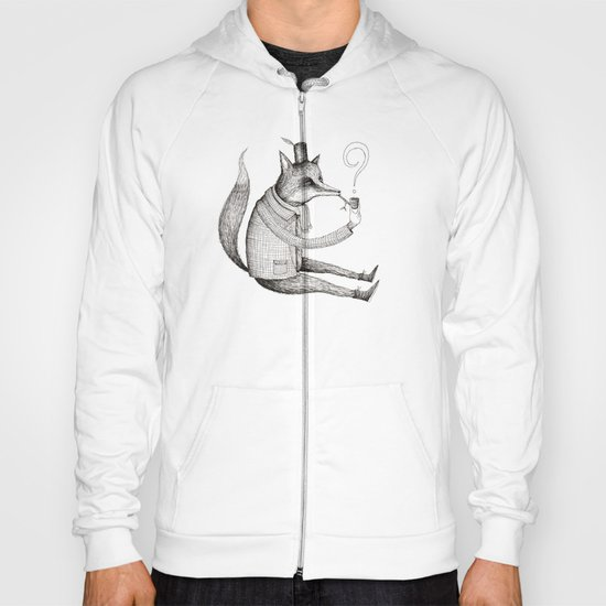 'Theories' Character Hoody
