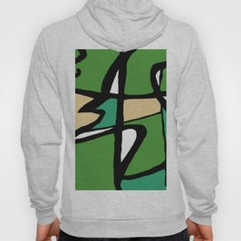 Abstract Painting Design - 8 Hoody