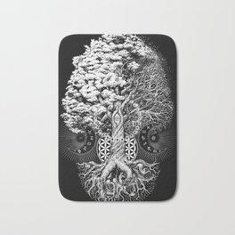 The Tree of Life Bath Mat