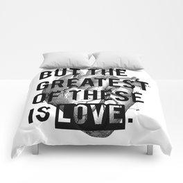 Heart. Comforters