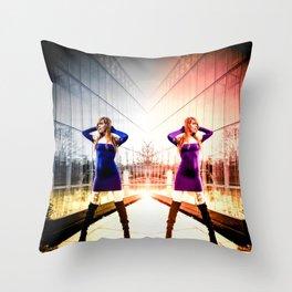 Lynn Twin Throw Pillow