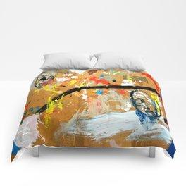 Poesia Urbana Comforters
