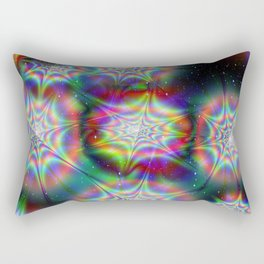 """""""Undiscovered Stars"""" by surrealpete Rectangular Pillow"""