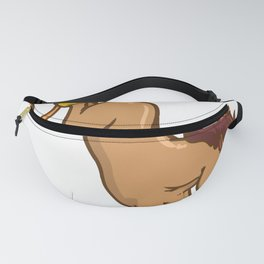 Bungee Jumping Bungee Jumping Gift Fall Jump Fanny Pack