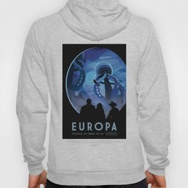 NASA Visions of the Future - Europa: Discover Life Under the Ice Hoody