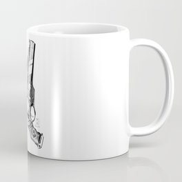 The Ace of Spades Coffee Mug