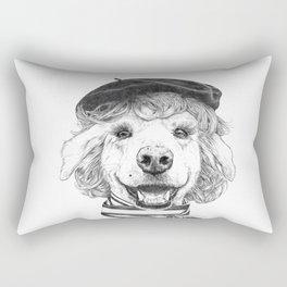 La Laika Rectangular Pillow