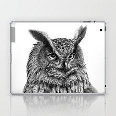 Eurasian Eagle Owl Laptop & iPad Skin
