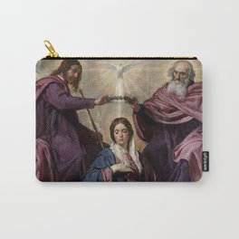 "Diego Velázquez ""Coronation of the Virgin"" Carry-All Pouch"