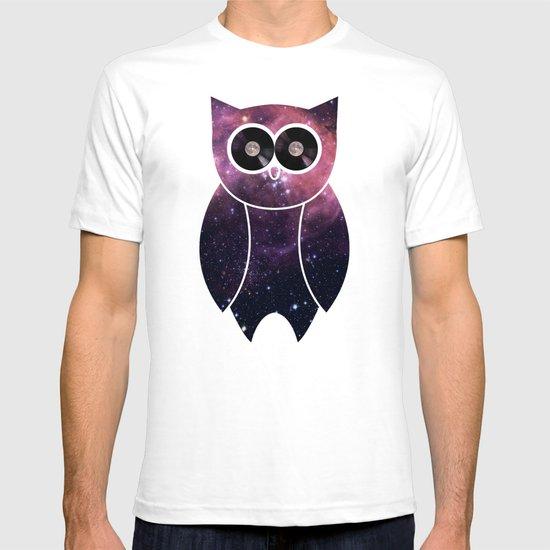 Owl Night Long T-shirt