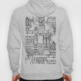 Engineered Sketch Hoody