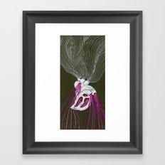 FLUIR Framed Art Print