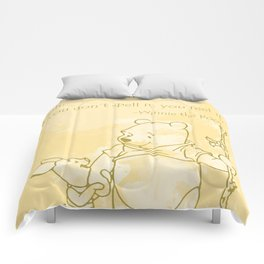 Pooh -  Spell Love... 18 Comforters