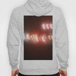 Abstracte Light Art in the Dark 9 Hoody