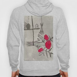 Red Poison Hoody