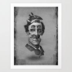 The Visionary Art Print
