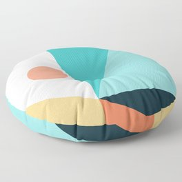 Geometric 1709 Floor Pillow