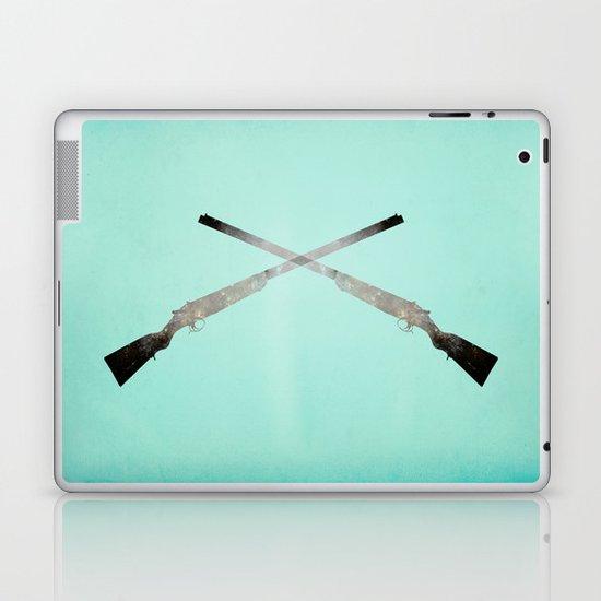 Shotgun Laptop & iPad Skin