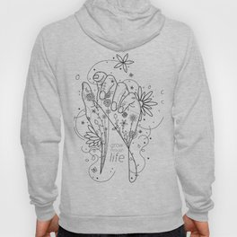Grow through life Hoody