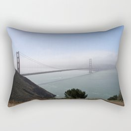 The Golden Gate Bridge Rectangular Pillow