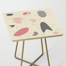 Pendan - Pink Side Table