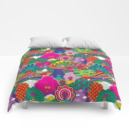 Girls Girls Girl Comforters