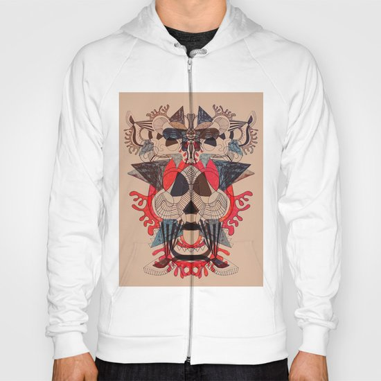 illustrated dreams Hoody