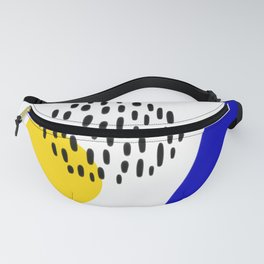 Abstract 004 Fanny Pack