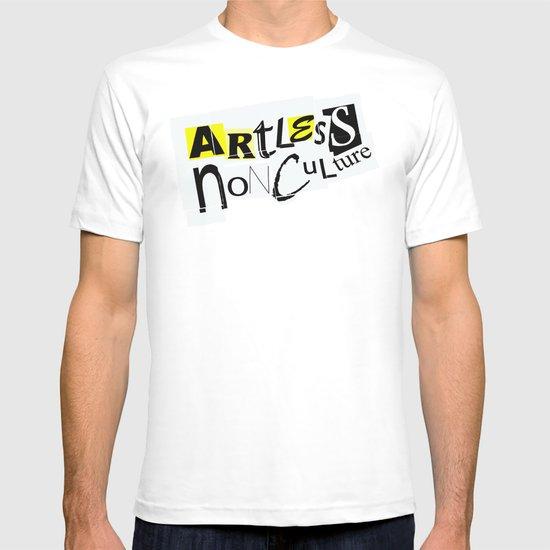 Artless Nonculture (Ransom) T-shirt