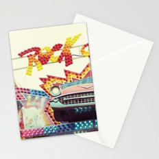 Rock & Roll Stationery Cards