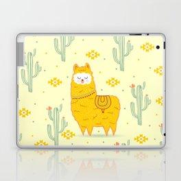 Alpaca summer Laptop & iPad Skin