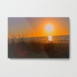 OC Sunrise Metal Print