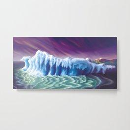 Antartic Metal Print