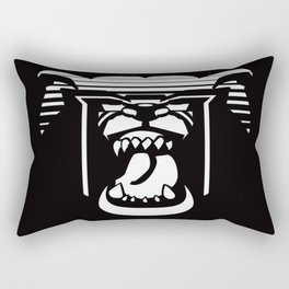 bearHead Logo Rectangular Pillow
