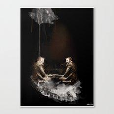 duo gualaZZi Canvas Print