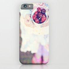 Sweet Cherry Girl Slim Case iPhone 6s